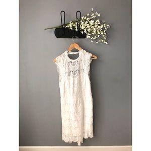 🎀 NWT• Free People • Daydream Bodycon Slip Dress